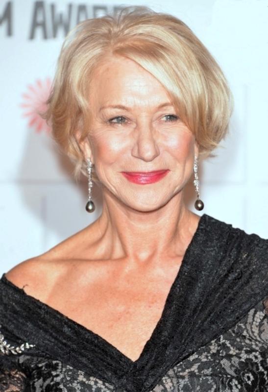 Helen Mirren at 70 is most influential woman