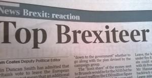 name brexit