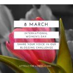 blog challenge international womens day