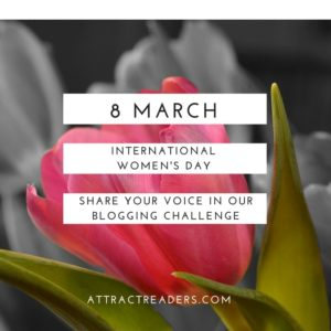 blog challenge international womens day